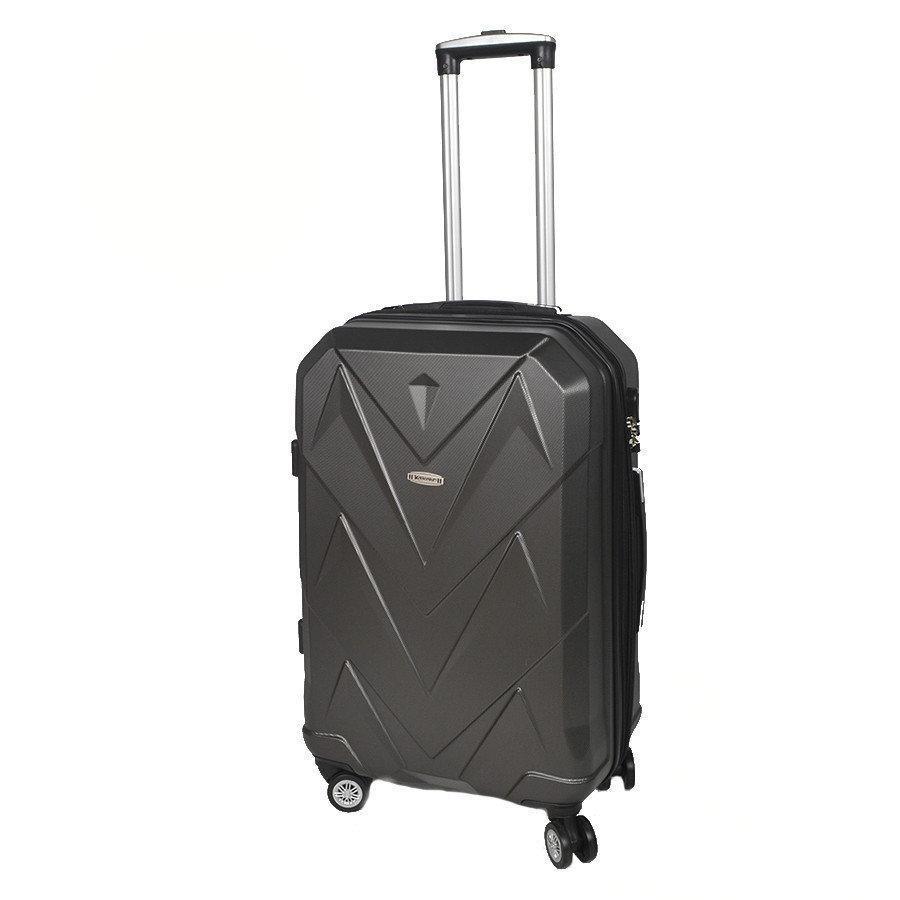 Маленький дорожный четырехколесный пластиковый чемодан, Ручная кладь