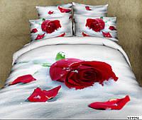 Комплект постельного белья Love You Верность Stp254 КПБ семейный