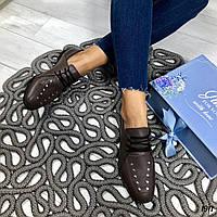 Женские туфли DIORE, из натуральной кожи