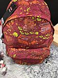 Рюкзак  EastPak бордовий, фото 2