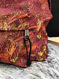 Рюкзак  EastPak бордовий, фото 3