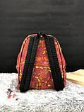 Рюкзак  EastPak бордовий, фото 4