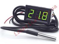 Цифровой термометр с выносным датчиком -55...+125 °С
