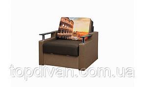 """Крісло Мікс (Розкладне) 70 см ширина спального місця """"Brown"""" SKY"""