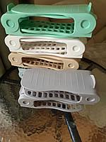 Двойная стойка подставка для хранения обуви, подставка под обувь Shoe Slotz Эко 6 шт, фото 1