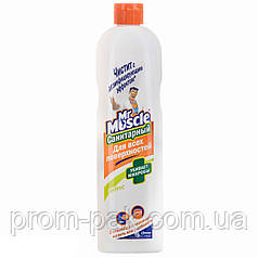 Чистящее и моющее средство Mr. Muscle Санитарный
