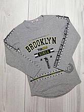 Подростковый свитшот для девочки Brooklyn р.9-12 лет
