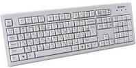 Клавиатура A4Tech KM-720 White USB