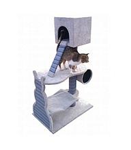 Домик с когтеточкой для кошек MAKSPOL nr 4