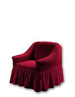 Чехол для кресла пурпурный Love You 198035 Кресло