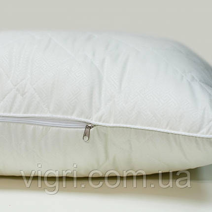 Подушка силиконовая на молнии тм. ВИЛЮТА «VILUTA» VX-Relax 50-70, фото 2