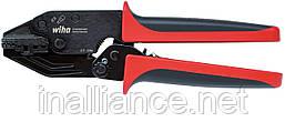 Обжимной инструмент для муфт для оконцевания жил Wiha 33844