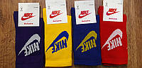 """Чоловічі стрейчеві шкарпетки в стилі""""Nike"""",Італія,41-45"""