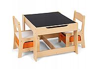 Комплект детской мебели  Costway 3w1