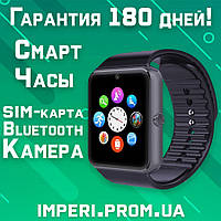 Умные часы с Bluetooth Smart Watch Смарт Вотч / Смарт часы телефон аналог Apple Watch'