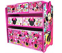 Органайзер для детских игрушек Global Minnie Mouse