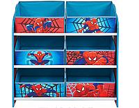 Органайзер для детских игрушек  Worlds Apart  Spider-Man