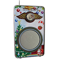 МП3 колонка + радио FM A019