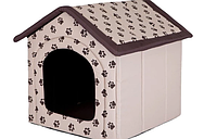 Будка для собаки для дома  Cottage Dog Hobbydog R3: 52x46x53