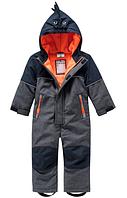 Термокомбінезон зимовий Topolino для хлопчика 74, 80, 86 см відрядний, фото 1