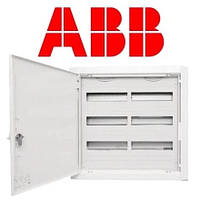 Щиты ABB серия U для внутреннего монтажа