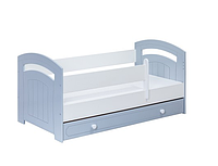 Кровать детская с ящиком Baby-Raj