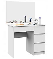 Туалетный столик с зеркалом T-6 / SL 900x600