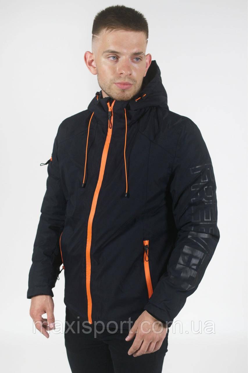Мужская куртка холлофайбер Freever (8320)