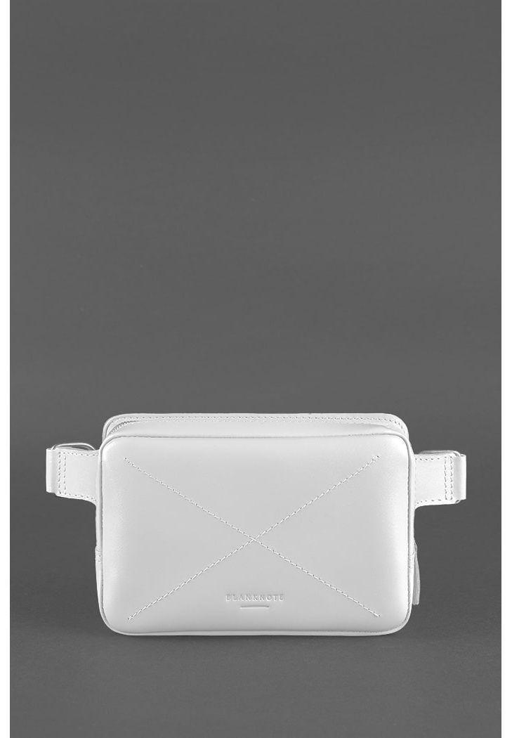"""Кожаная женская поясная сумка """"DropBag mini""""."""