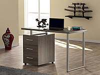 Письменный стол Loft design L-27  Дуб Палена