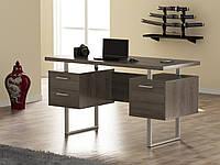 Письменный стол Loft design L-81 Дуб Палена