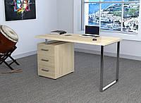Письменный стол L-27 MAX Loft design Дуб Борас