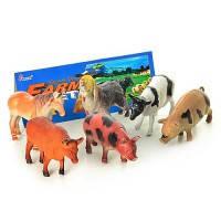 Животные H636 домашние, 6шт в пакете 34*23см