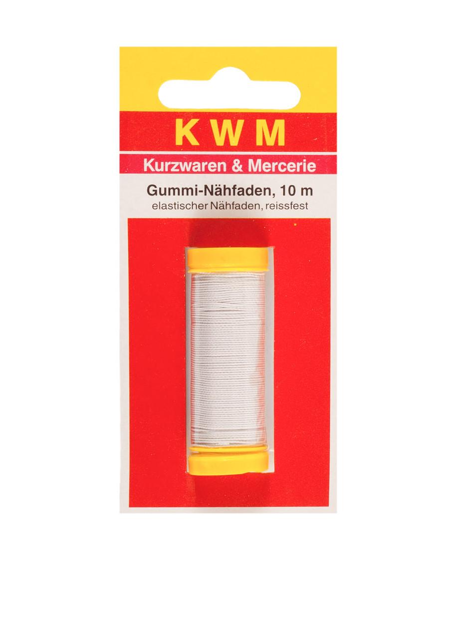 Резиновая нить, 10 м KWM