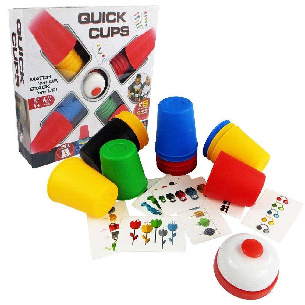 Настольная игра Speed caps, скоростные колпачки Большие