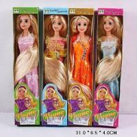 "Кукла ""Рапунцель"" CQS6011   29см,  в коробке 31*6.5*4см"
