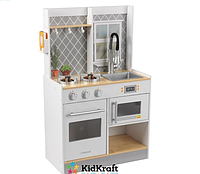 Детская деревянная кухня  Kidkraft Lets Cook6