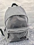 Рюкзак EASTPAK світло-сірий, фото 2
