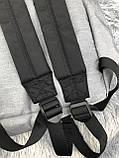 Рюкзак EASTPAK світло-сірий, фото 8