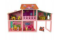 Кукольный домик Pink House EBZ18H1270