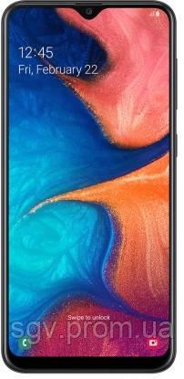 Samsung Galaxy A20 (A205F) (BLACK)