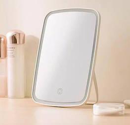 Профессиональное зеркало для макияжа Xiaomi LED Makeup 1200 мАч