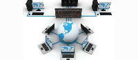 """Построение и администрирование локальных сетей любой сложности """"Под ключ"""""""