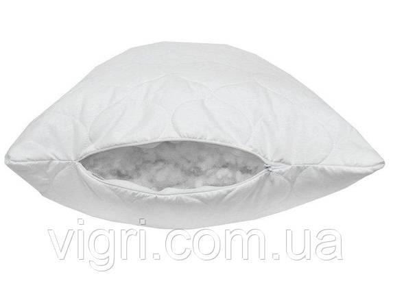 Подушка из холлофайбера, тм. ВИЛЮТА (VILUTA) VXМ 50x70, фото 2