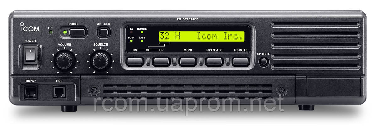 Ретранслятор (репитер) ICOM FR-4000 (50W,400-430Мгц)