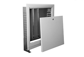 Шкаф коллекторный врезной   480х580х110  (на 2-4 выхода)