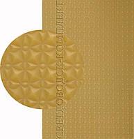 Резина подметочная «эластичка» (Китай), р. 400*600*2.0 мм, рисунок «спорт», цв. бежевый