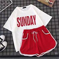 Костюм SUNDAY футболка и шорты