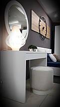 Дамский стол Silver, фото 3