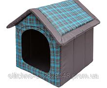 Будка для собаки для дома  Cottage Dog Hobbydog R4 60x55x60